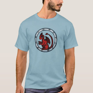 Dragon Scorpio Zodiac T-Shirt