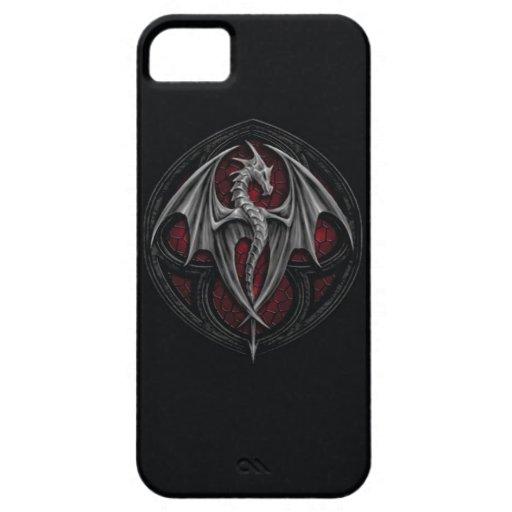 Dragon Seal IPhone 5 Case
