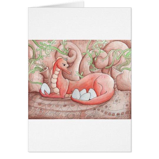 Dragon Seeds Card