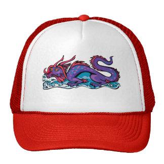 Dragon Serpent Fantasy Fiction Drawing Chinese Hats