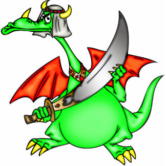Dragon Sheik Cutout