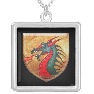 Dragon Shield Custom Jewelry