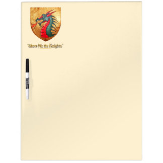 Dragon Shield Top Left Dry-Erase Board