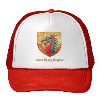 Dragon Shield Trucker Hat