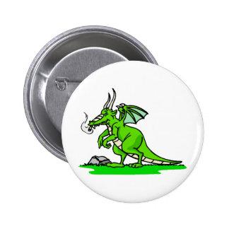 Dragon Shirt 17 Pinback Button