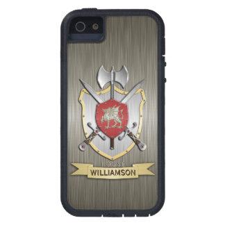 Dragon Sigil Battle Crest Armor iPhone SE/5/5s Case