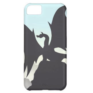 Dragon Silhouette iPhone 5C Covers