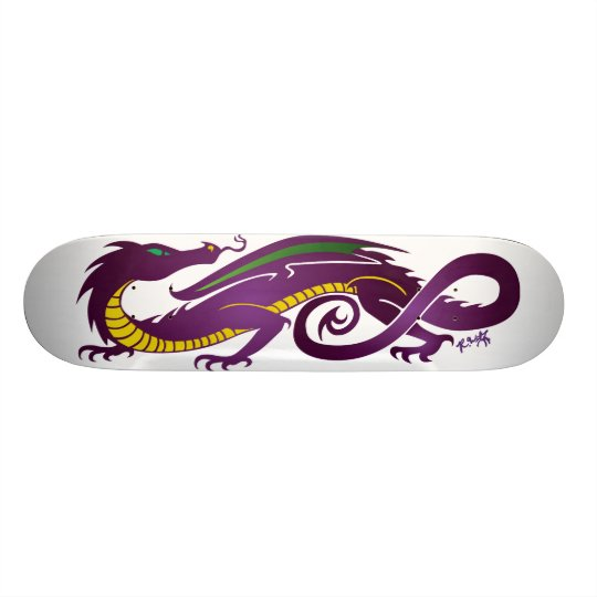 Dragon Skateboard Deck
