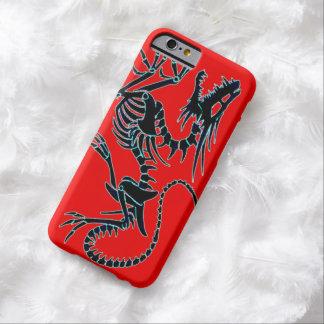 Dragon Skeleton Fossil iPhone 6 Case
