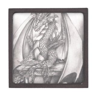 Dragon Sketch Gift Box