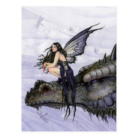 Dragon Skies Postcard