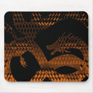 Dragon Skin A Mouse Pad