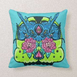 Dragon Skull MoJo Pillow