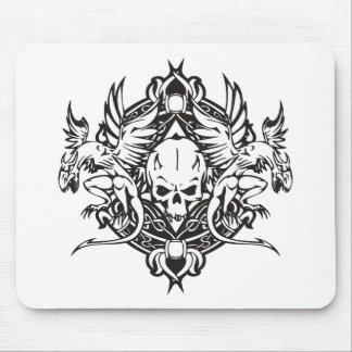 Dragon Skull Mouse Mats