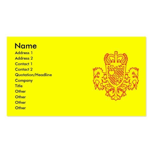 DRAGON_SLAYER BUSINESS CARD
