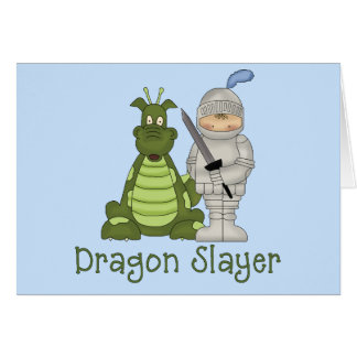 Dragon Slayer Card