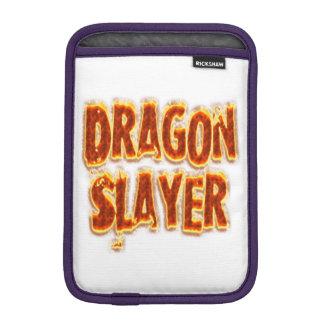 Dragon Slayer Fire iPad Mini Sleeves