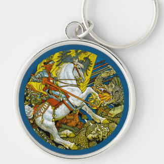 Dragon Slayer Keychain