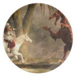 Dragon Slayer Plate