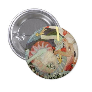 Dragon Slayer St George Pinback Buttons