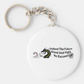 dragon sling keychain