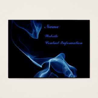 Dragon Smoke  Business Card
