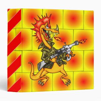 Dragon Soldier Binder