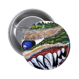 Dragón sonriente de Cycloptic Pin