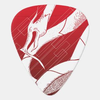 Dragon Soul: Patriot Guitar Pick