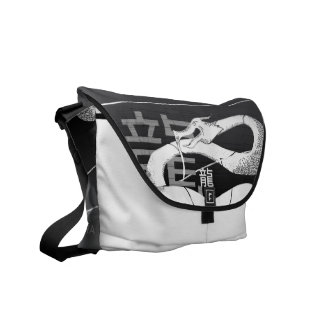 Dragon Soul: Pure Messenger Bags