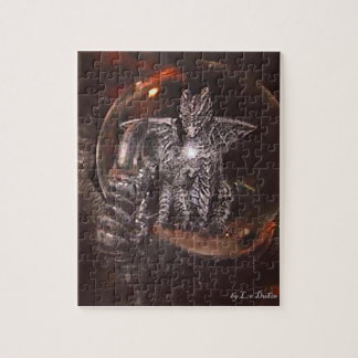 DRAGON SPAWN Photo Art Puzzle by L.E. DUBIN