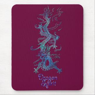 DRAGON SPIRIT Art Collection Mouse Mat