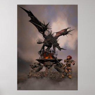 Dragon Spirit print