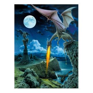 Dragon Spit Postcard