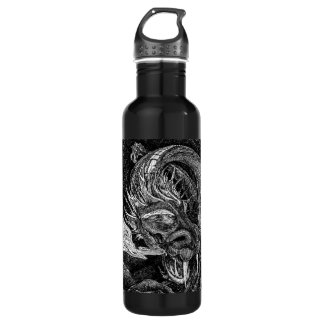 Dragon Stainless Steel Water Bottle