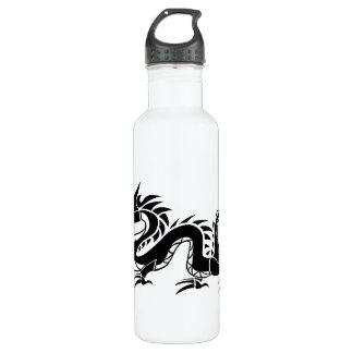 Dragon Stainless Steel Water Bottle