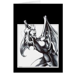 Dragon Stalking Card