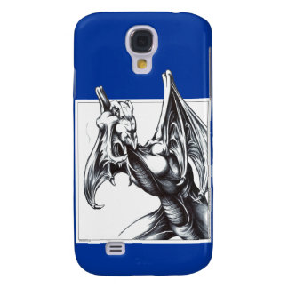 Dragon Stalking Galaxy S4 Cover