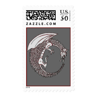Dragon Stamps! Postage