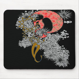 Dragon Star Mouse Pad