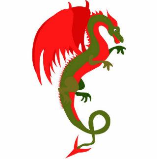 Dragon Statuette