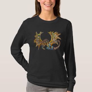 Dragon Steampunk T Shirt