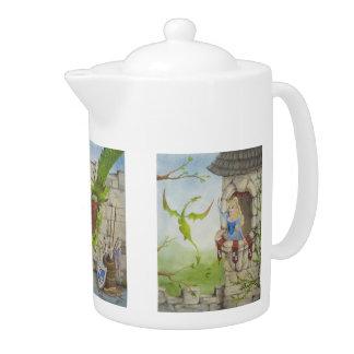 Dragon Story Teapot