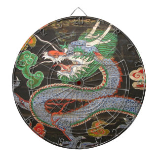 Dragón surcoreano Namdaemun Sungnyemun Tabla Dardos