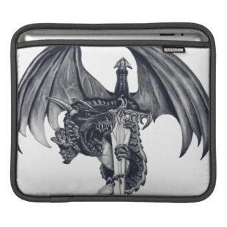 Dragon & Sword iPad Sleeve