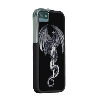 Dragon & Sword iPhone 5/5s Graft Case Case For iPhone 5