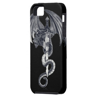 Dragon & Sword iPhone 5/5s Vibe Case iPhone 5 Covers