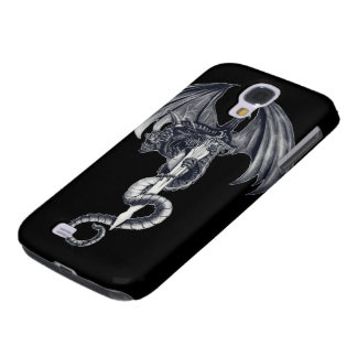 Dragon & Sword Samsung Galaxy S4 Barely There Case