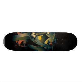 Dragon Sword Skate Decks
