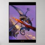 Dragon Tag Posters